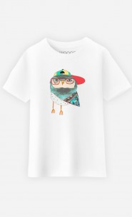 T-Shirt Enfant Hip Owl