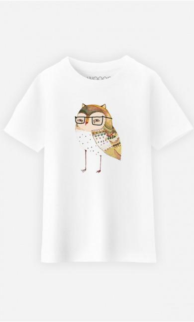 T-Shirt Enfant Little Owl