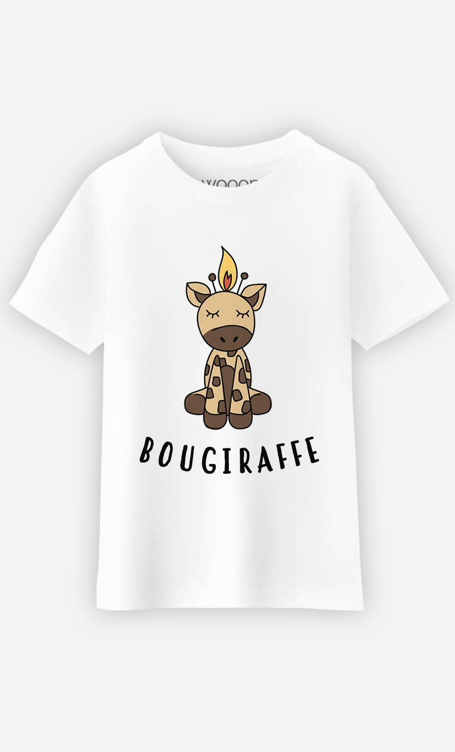 T-Shirt Bougiraffe