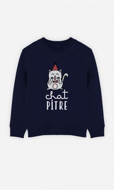 Sweat Chat-Pitre