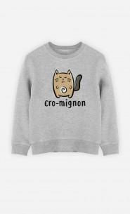 Sweat Cro Mignon