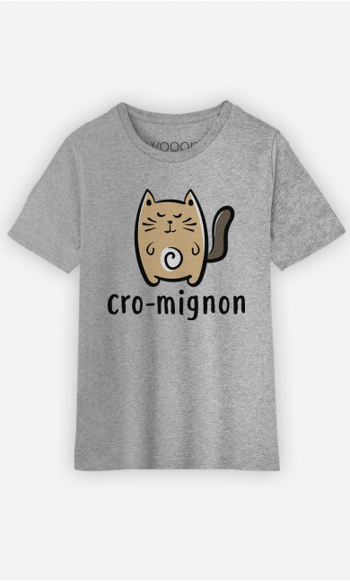 T-Shirt Cro Mignon