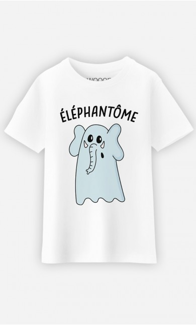 T-Shirt Éléphantôme