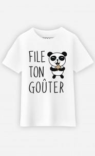 T-Shirt File Ton Goûter