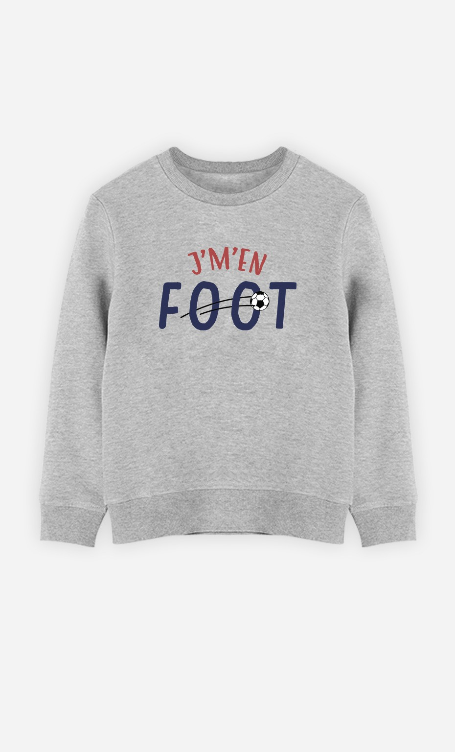 Sweat J'm'en Foot