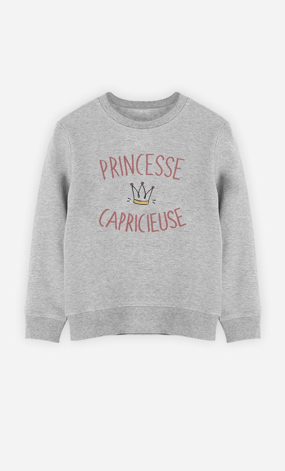 Sweat Princesse Capricieuse
