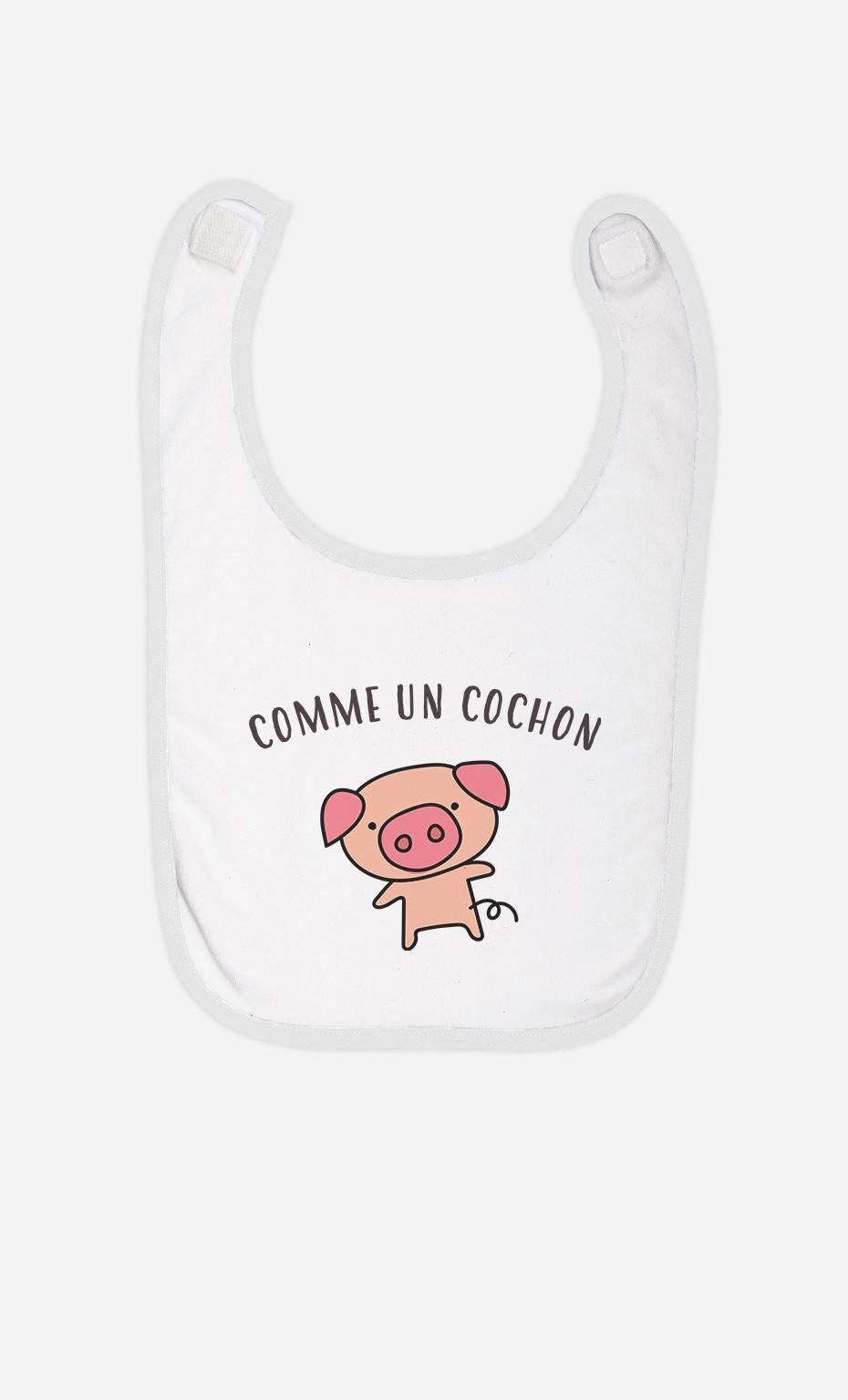 Bavoir Comme Un Cochon