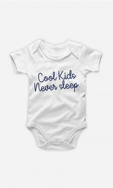 Body Cool Kids Never Sleep