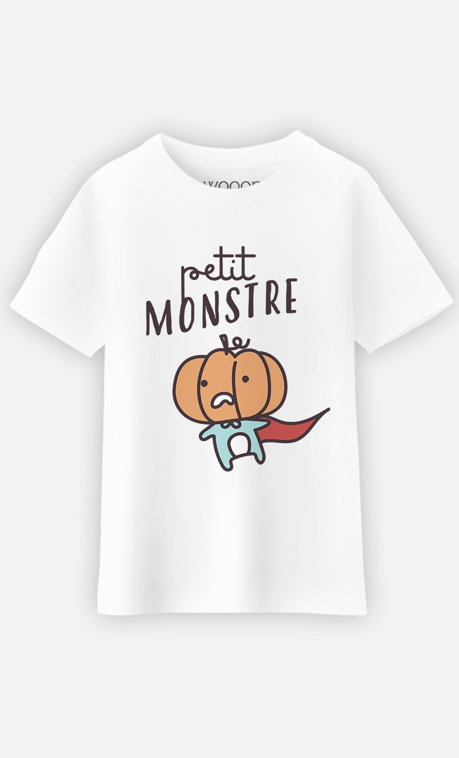T-Shirt Petit Monstre