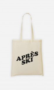 Tote Bag Après Ski