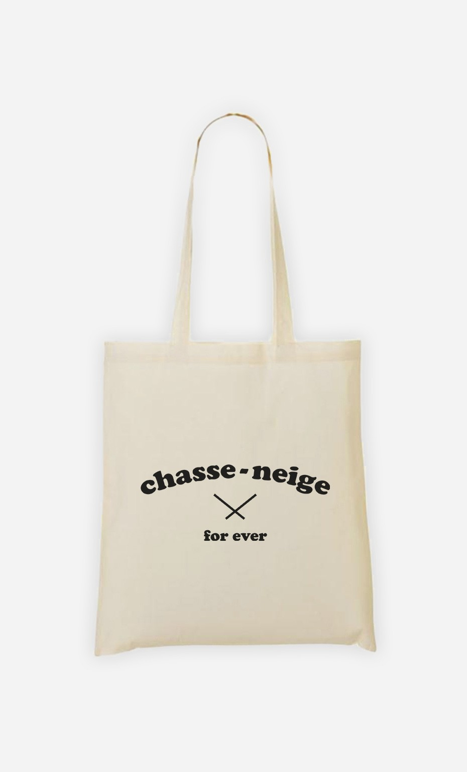 Tote Bag Chasse-Neige