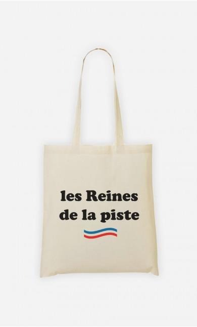 Tote Bag Les Reines De La Piste