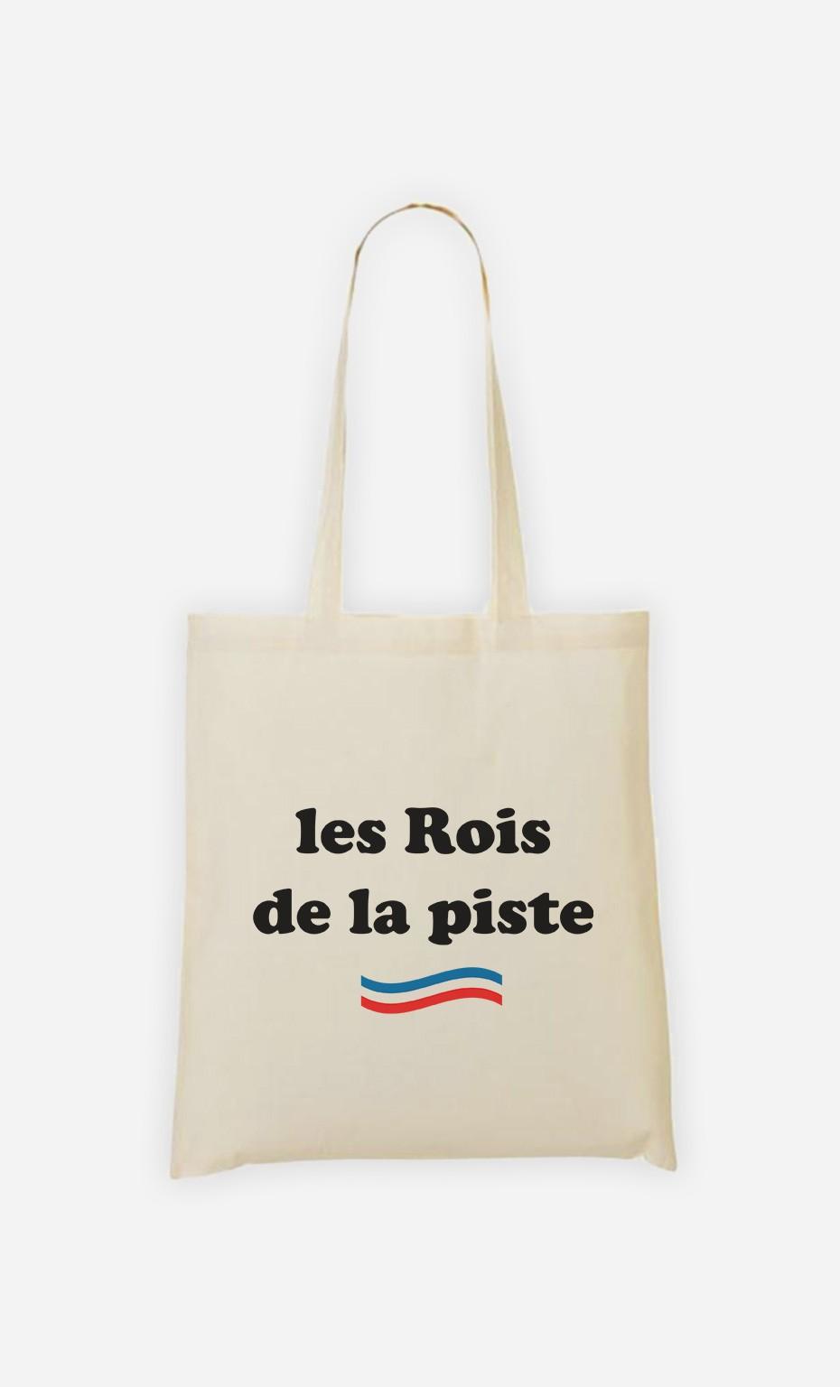 Tote Bag Les Rois De La Piste