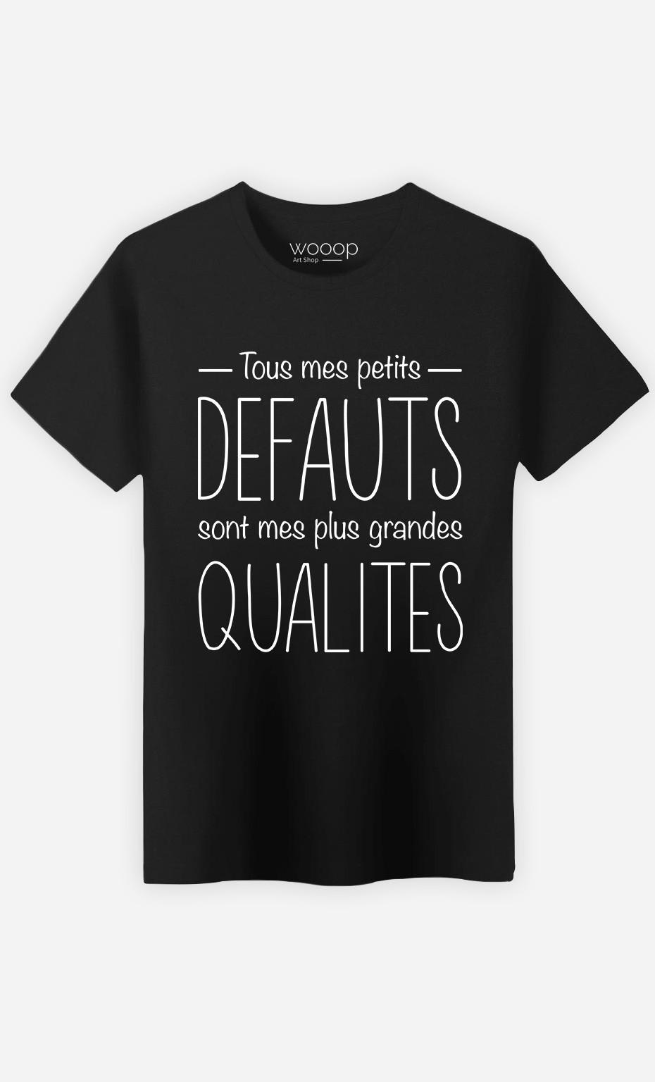 T-Shirt Tous Mes Petits Défauts
