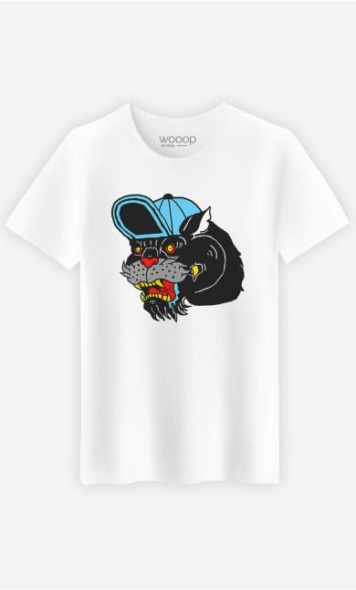 T-Shirt Panther Cap