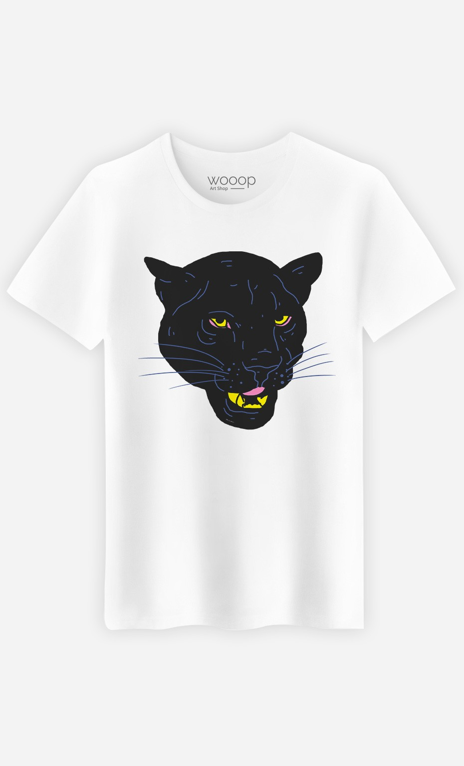 T-Shirt Black Panther