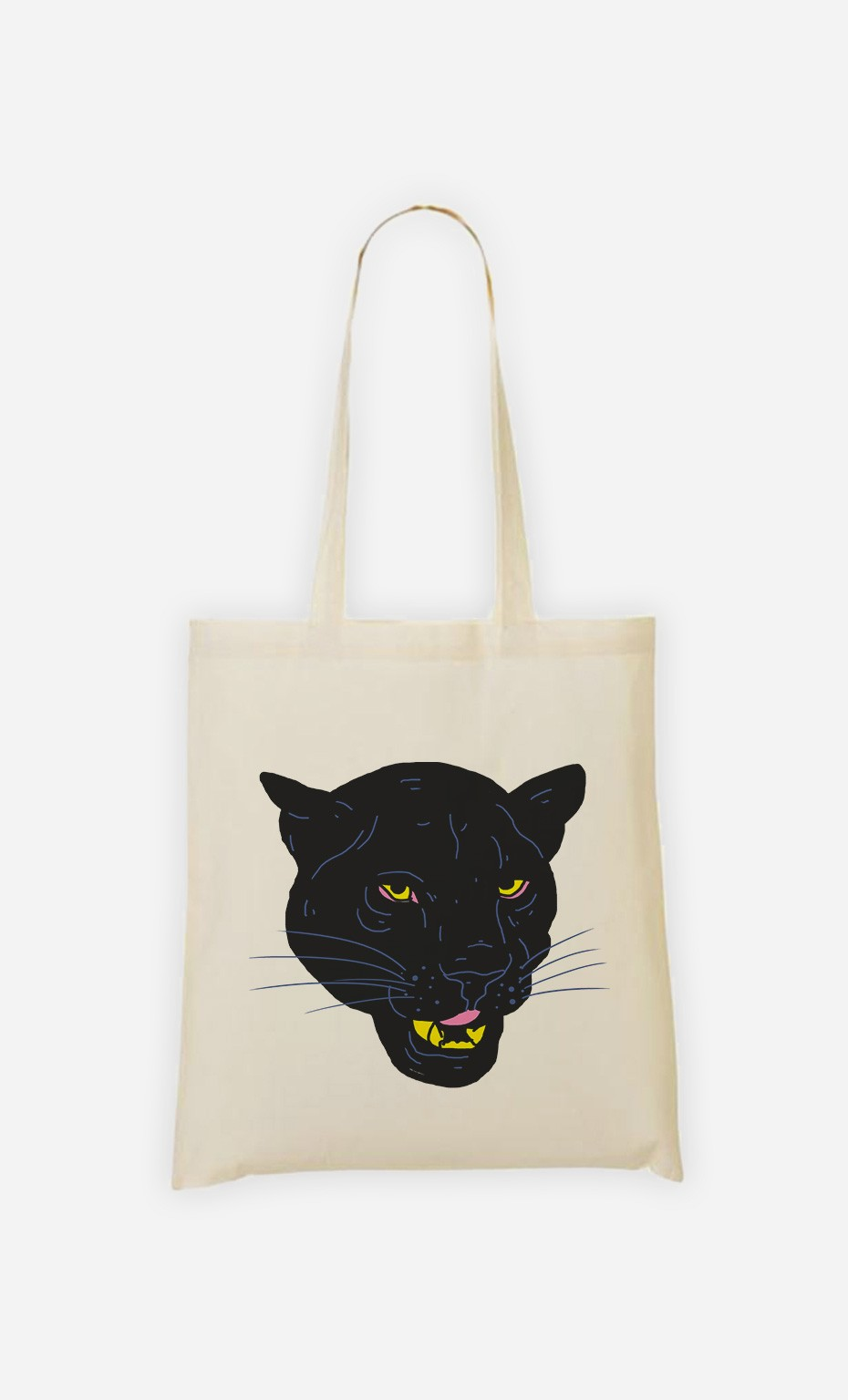 Tote Bag Black Panther