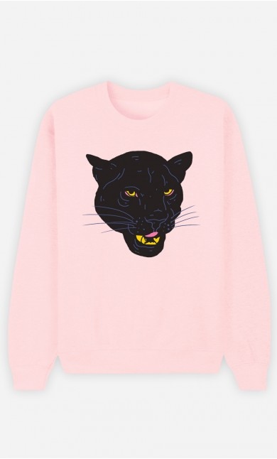 Sweat Rose Black Panther