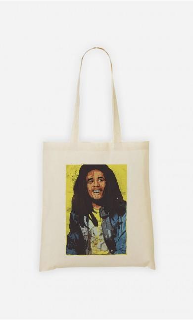 Tote Bag Bob Marley