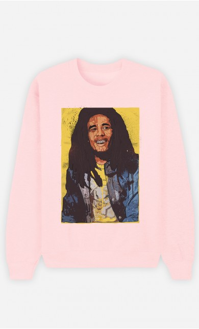 Sweat Rose Bob Marley