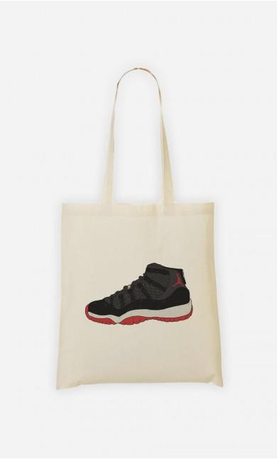 Tote Bag Jordan Bred