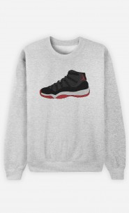 Sweat Jordan Bred