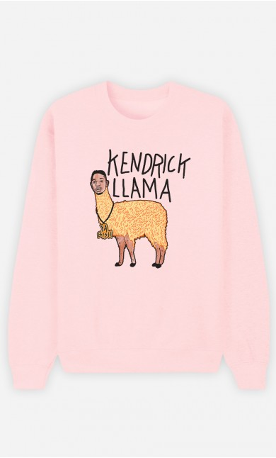 Sweat Rose Kendrick Lama