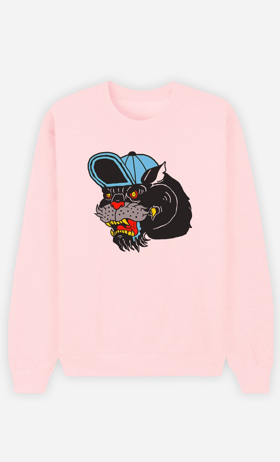 Sweat Rose Panther Cap