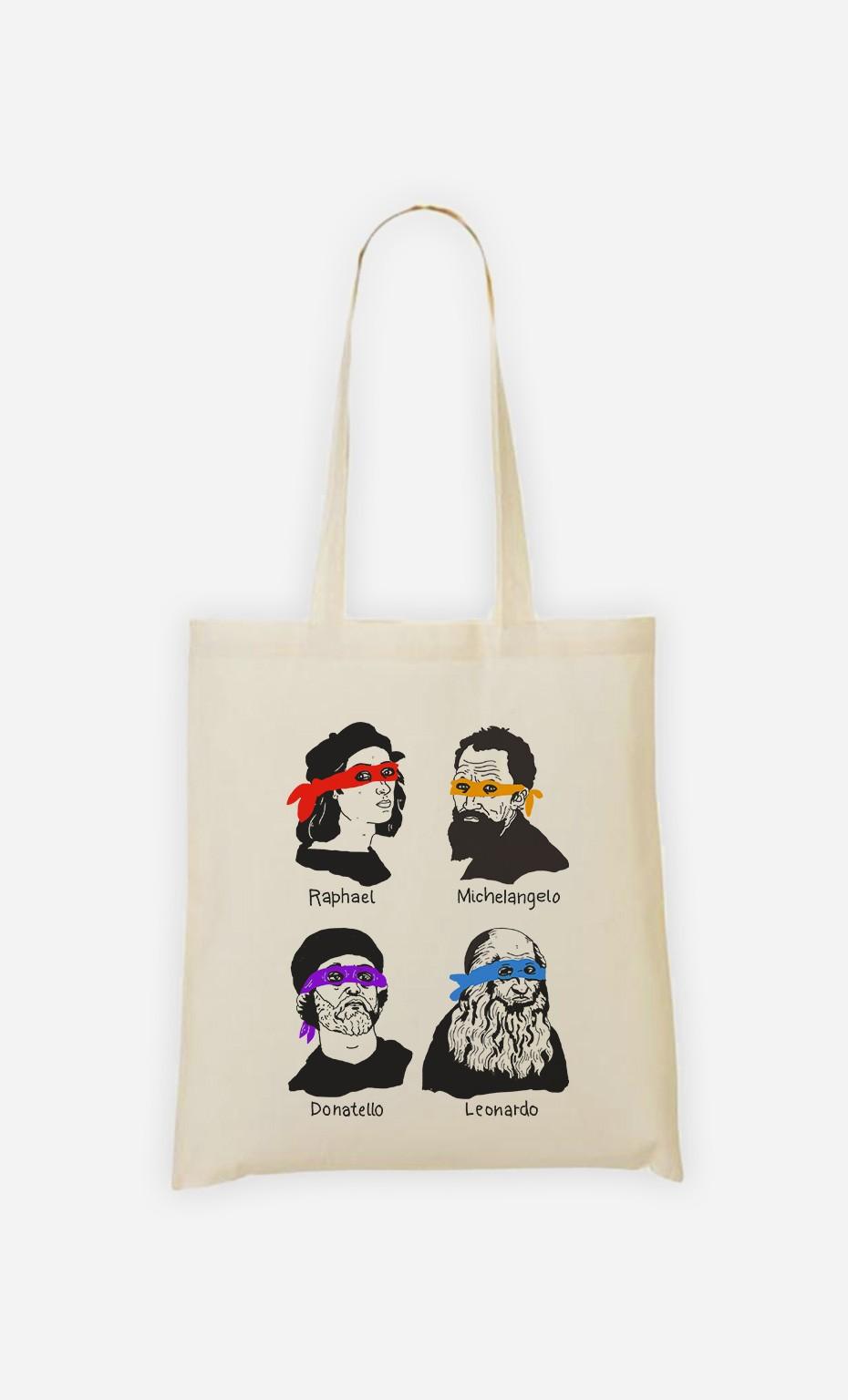 Tote Bag The Ninjas