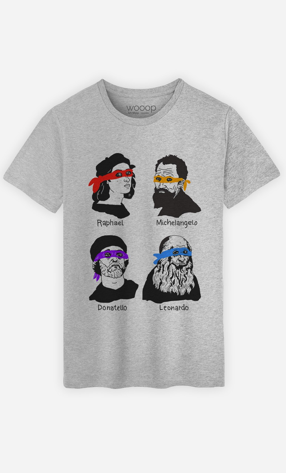 T-Shirt The Ninjas