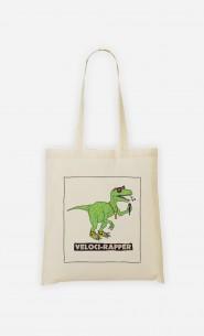 Tote Bag Veloci Rapper