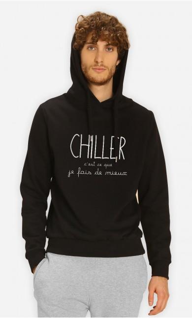 Sweat à Capuche Chiller