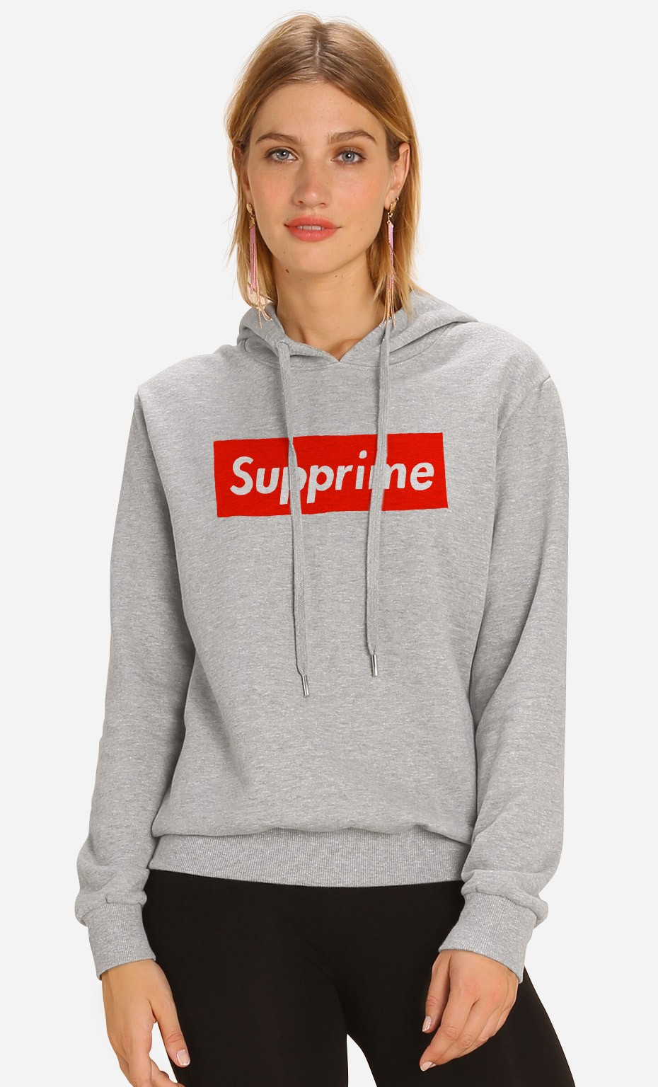 Sweat à Capuche Supprime