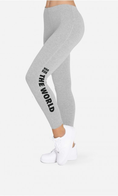 Legging Who Run The World