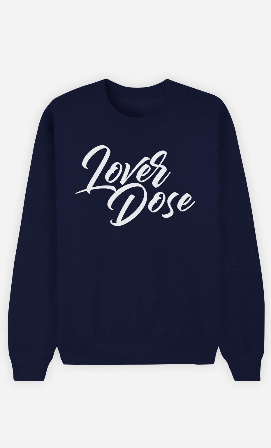 Sweat Bleu Loverdose