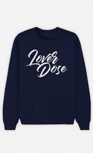 Sweat Bleu Loverdose