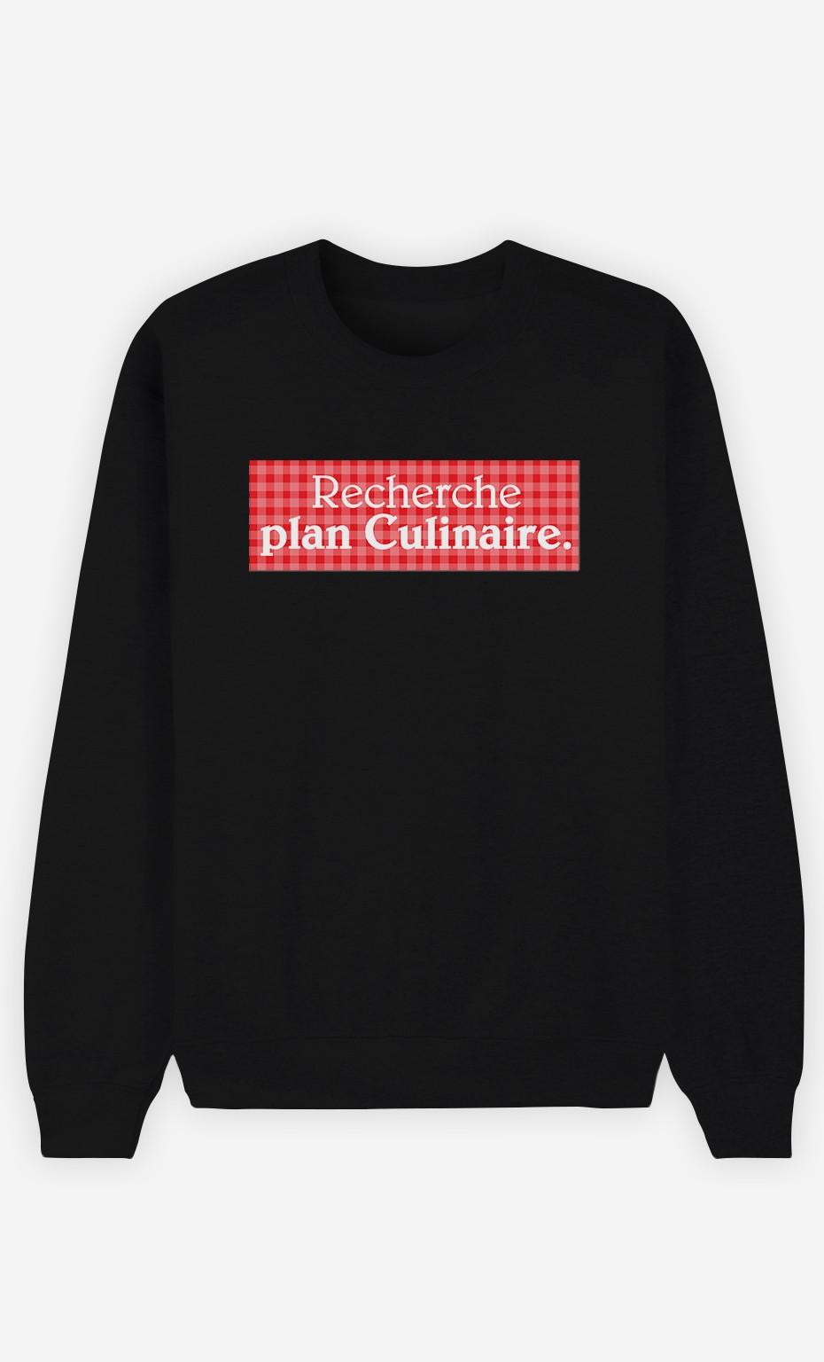 Sweat Noir Recherche plan culinaire