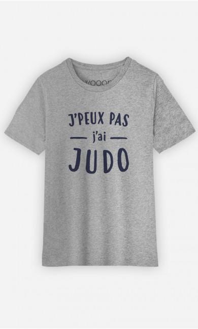 T-Shirt J'peux Pas J'ai Judo