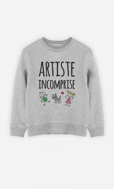 Sweat Artiste Incomprise