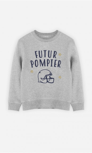 Sweat Futur Pompier