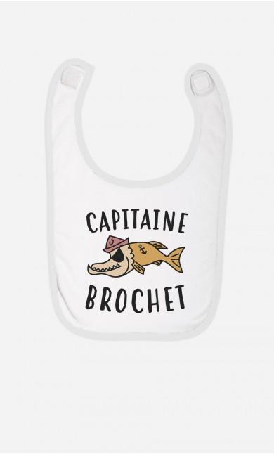 Bavoir Capitaine Brochet
