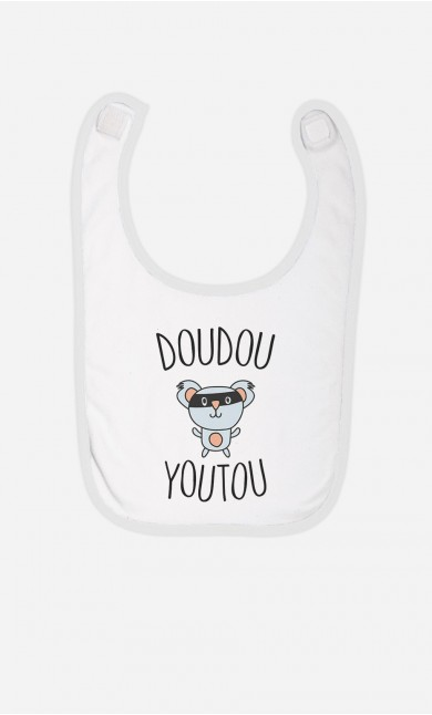 Bavoir Doudou Youtou