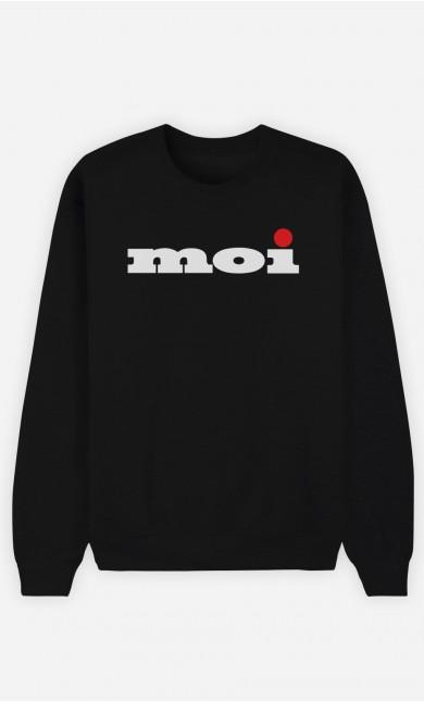 Sweat Noir Moi