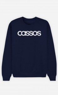 Sweat Bleu Cassos
