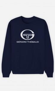 Sweat Bleu Gérard Thébaud
