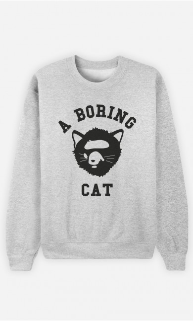 Sweat A Boring Cat
