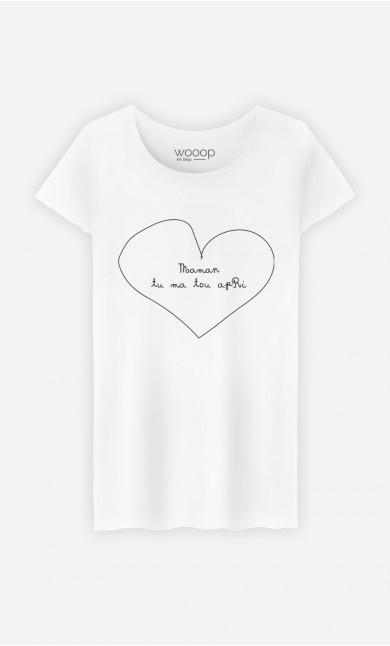 T-Shirt Maman Tu Ma Tou Apri