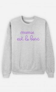 Sweat Mamie Est Le Boss
