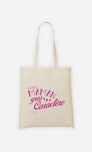 Tote Bag Petite Maman Gros Caractère