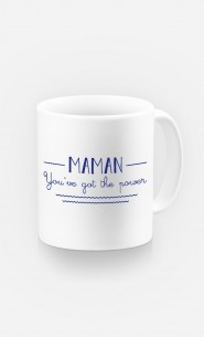 Mug Maman You've Got The Power